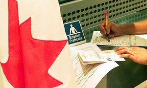 Pakistanis in Canada asked to contact consulate to return home