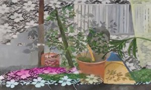 Online exhibition showcases works by four award-winning artists