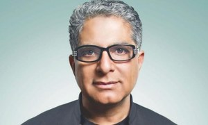 There's no change without acceptance of global situation, says Deepak Chopra