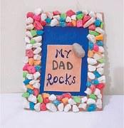 Wonder Craft: My dad rocks!