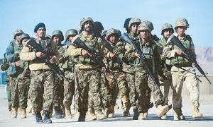 Over 400 Afghan security men killed or wounded by Taliban in past week