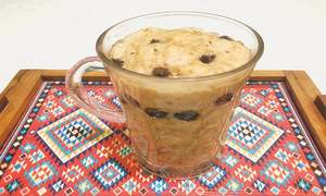 Cook-it-yourself: Cookies and chocolate chips mug cake