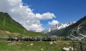 بھارت اور چین سرحد پر امن بحال کرنے پر متفق