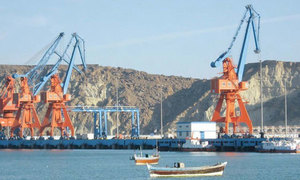 Gwadar port contract is 'confidential', federal secretary informs Senate panel