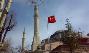 یہ روم نہیں استنبول تھا، ورنہ دوبارہ یہاں آنے کیلئے سکہ ضرور پھینکتے
