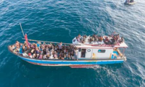 Over 100 Rohingya rescued off Indonesia