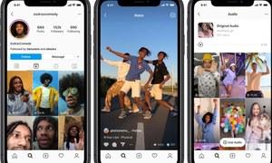 انسٹاگرام ٹک ٹاک کو سخت ٹکر دینے کے لیے تیار
