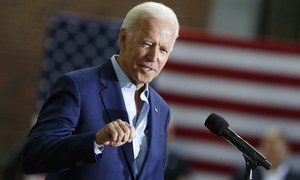 Biden urges India to restore rights of Kashmiri people