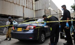 All 4 terrorists killed in attempt to storm Pakistan Stock Exchange compound in Karachi: Rangers