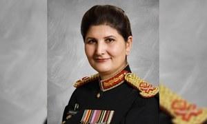 نگار جوہر پاک فوج کی پہلی خاتون لیفٹیننٹ جنرل