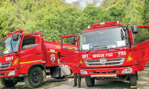 All tehsils of tribal districts to get Rescue 1122 service
