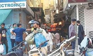 سندھ میں لاک ڈاؤن میں 15 جولائی تک کی توسیع