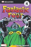 Book review: Marvel Fantastic Four — Evil Adversaries