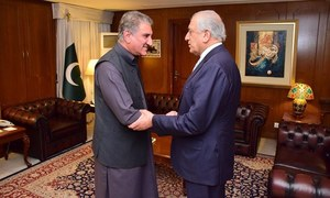 Pakistan warns about 'spoilers' of Afghan peace process