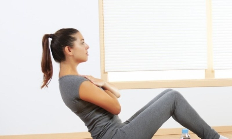 This no equipment home workout is all you need in lockdown