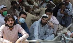 کورونا وبا: ملک میں کیسز 2 لاکھ 20 ہزار سے زائد، اموات 4500 سے بڑھ گئیں