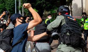 برطانیہ ہانگ کانگ کے معاملے میں مداخت سے باز رہے، چین کا انتباہ