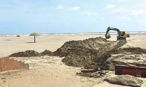Clifton beach development project poses serious environmental risks, experts warn
