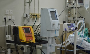US donates 100 ventilators to Pakistan