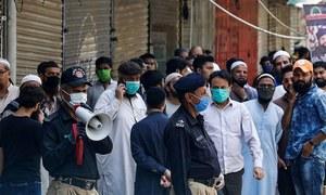 سندھ میں ایک ہزار 708 کیسز کی تصدیق، ملک میں متاثرین 2 لاکھ 33 ہزار سے زائد ہوگئے