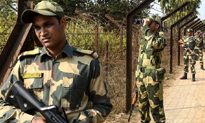 بھارتی بارڈر فورس کے ہاتھوں رواں برس بنگلہ دیش کے 25 شہری قتل