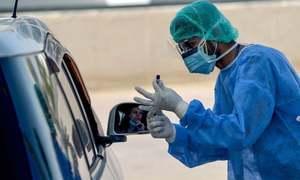 کورونا وائرس: سندھ میں کیسز ایک لاکھ سے زائد، ملک میں اموات 5 ہزار سے بڑھ گئیں