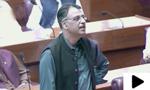 'ماضی میں حکومتیں کہتی تھیں کہ کراچی ہمارا مسئلہ نہیں ہے'