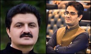 Ajmal Wazir removed as KP CM's information adviser over 'leaked audio clip'