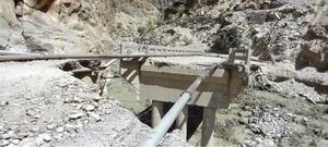 Glacial flood destroys bridges, houses, crops in Chitral