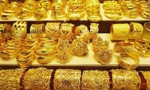 سونے کی فی تولہ قیمت ایک لاکھ 9 ہزار روپے سے تجاوز کرگئی