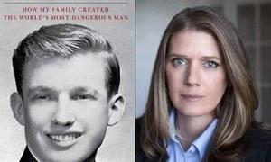 عدالت نے ٹرمپ کےخلاف 'انکشافات سے بھری کتاب' شائع کرنے کی اجازت دے دی