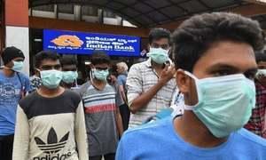 بھارت: کورونا کے کیسز میں اضافے کے بعد متعدد ریاستوں میں دوبارہ لاک ڈاؤن نافذ