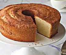 EPICURIOUS: A PIECE OF POUND CAKE