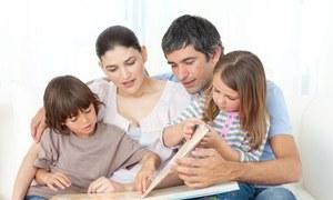 والدین کا 'معیاری وقت'بچوں کی بہتر تربیت و نشوونما کی ضمانت