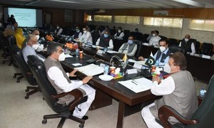 AJK cabinet declines to agree to draft constitutional proposals from Islamabad 'in totality'