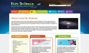 Website review: Love science