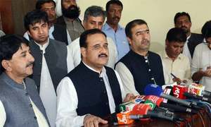 Buzdar determined to fight off 'conspiracies'