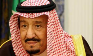Saudi King Salman, 84, admitted to hospital for medical checks
