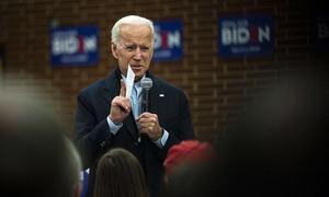Biden pledges to undo 'Muslim ban' on first day in office