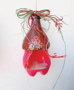 Wonder Craft: Plastic bottle bird feeder