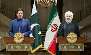 پاکستان کو اب ایران سے کوئی خطرہ کیوں نہیں؟