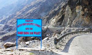 پاکستان نے دیامر میں ڈیم پروجیکٹ کا آغاز تو کردیا لیکن۔۔