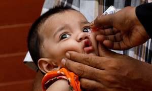 کورونا وائرس کی وبا میں انسداد پولیو مہم