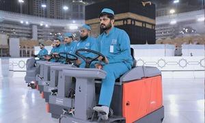 سعودی عرب میں حج کی تیاریاں مکمل، مقامی عازمین مکہ مکرمہ پہنچ گئے