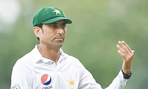 Younis pins hopes on Pakistan batsmen to post big totals