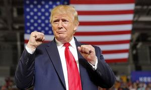 Trump's re-election will be a dream come true for those who wish to see dastardly US' self-destruction