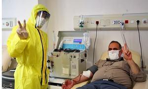 کورونا وبا: ملک میں صورتحال بہتری کی جانب گامزن، فعال کیسز 26 ہزار رہ گئے