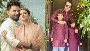 Eid Mubarak from your favourite Pakistani stars