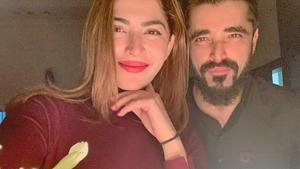 Hamza Ali Abbasi and Naimal Khawar welcome baby boy