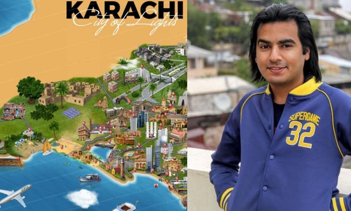 Inside Karachi's first ever tourist attractions map